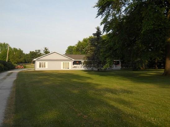 Ranch/1 Sty/Bungalow, Single Family Detach - DeMotte, IN