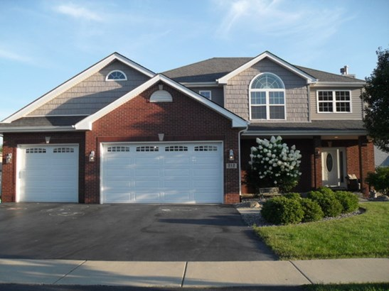 2 Stories, Contemporary - BEECHER, IL (photo 1)