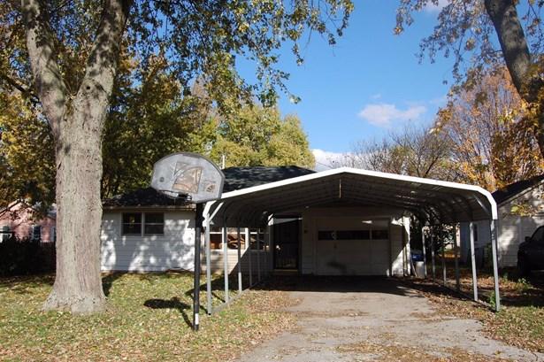 Ranch/1 Sty/Bungalow, Single Family Detach - Westville, IN (photo 2)