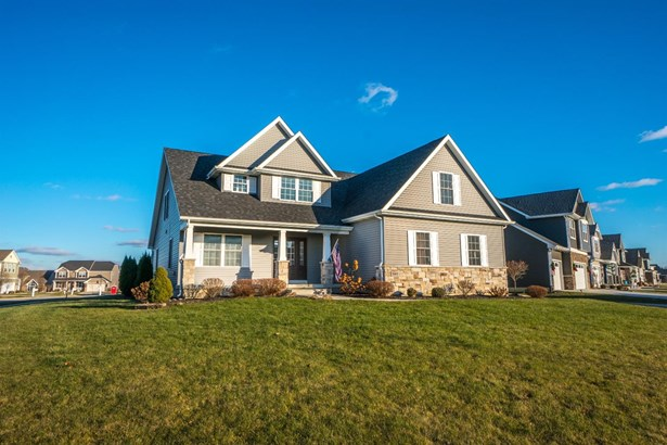 1.5 Sty/Cape Cod, Single Family Detach - Crown Point, IN (photo 2)