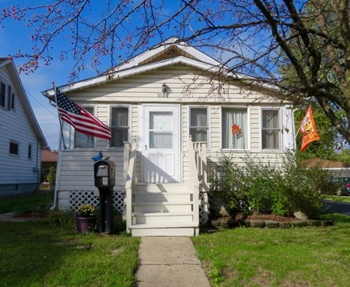 1 Story, Ranch - SOUTH CHICAGO HEIGHTS, IL (photo 1)