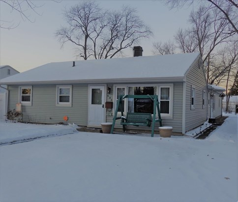 Ranch/1 Sty/Bungalow, Single Family Detach - Griffith, IN (photo 1)