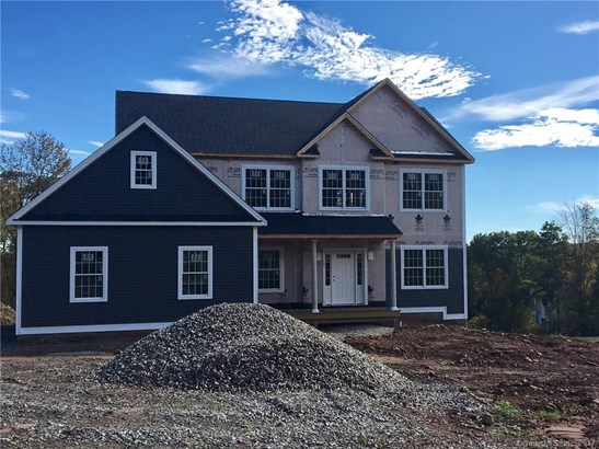 Single Family For Sale, Colonial - Prospect, CT (photo 1)