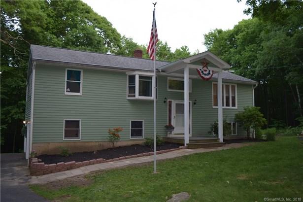 Single Family For Sale, Raised Ranch - Burlington, CT