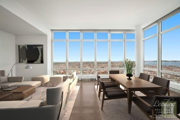 Duplex Penthouse With Private Terrace Ph47c, Downtown Brooklyn, NY - USA (photo 1)