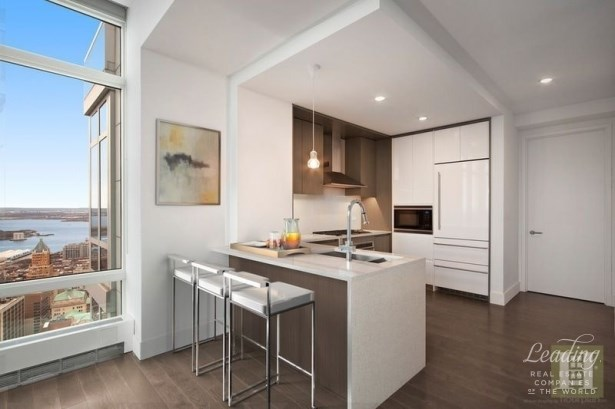 Duplex Penthouse With Private Terrace Ph47c, Downtown Brooklyn, NY - USA (photo 2)