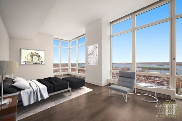 Duplex Penthouse With Private Terrace Ph47c, Downtown Brooklyn, NY - USA (photo 3)