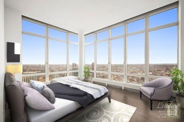 Duplex Penthouse With Private Terrace Ph47c, Downtown Brooklyn, NY - USA (photo 5)