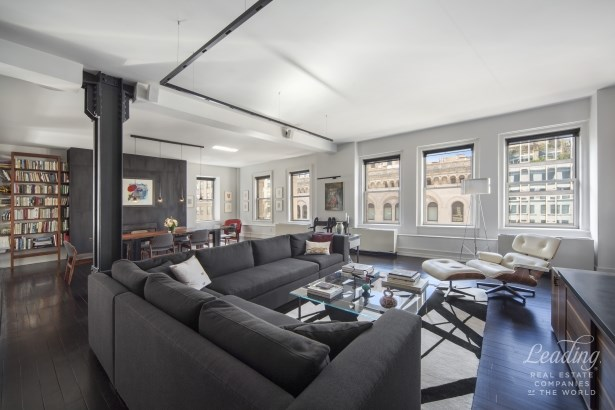 Sprawling 3br Doorman Loft 11c, New York, NY - USA (photo 1)