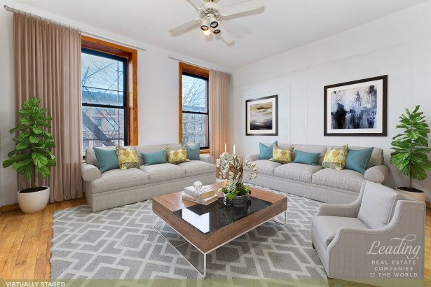 Rent Stabilized Rarity 1, Carroll Gardens, NY - USA (photo 2)