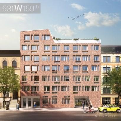531 West 159th Street 2e 2e, New York, NY - USA (photo 1)
