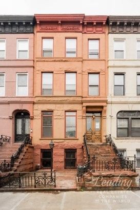 312 Lewis Avenue Townhouse Townhouse, Brooklyn, NY - USA (photo 1)