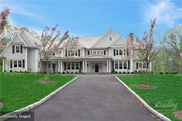 198 West Hills Road, New Canaan, CT - USA (photo 1)