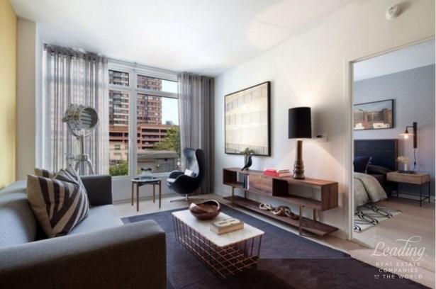 1 Bedroom - Industrial 21 Century Style 508w, Long Island City, NY - USA (photo 1)