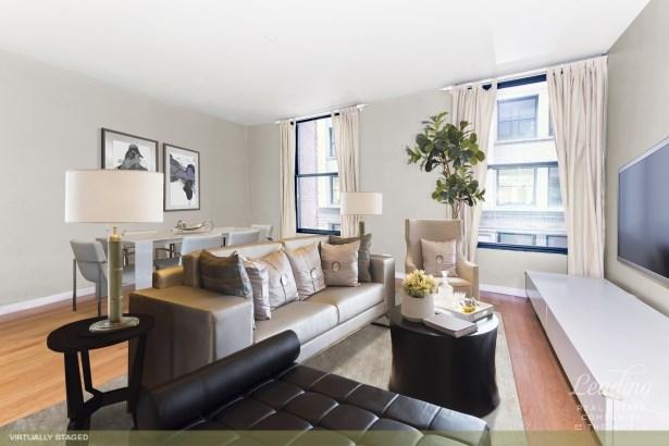 56 Pine Street 4d 4d, New York, NY - USA (photo 1)