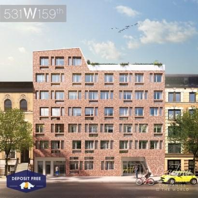 531 West 159th Street 3b 3b, New York, NY - USA (photo 1)