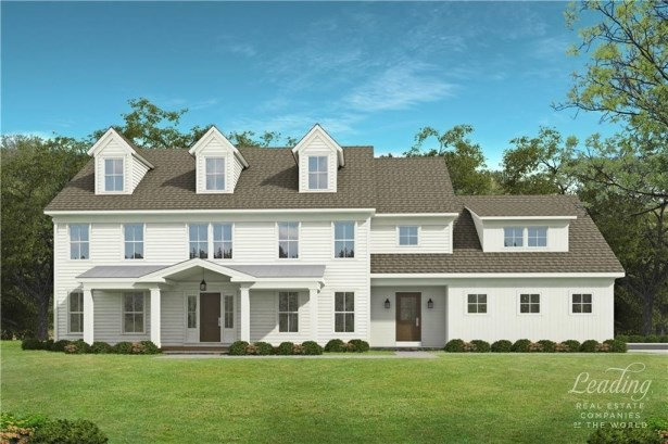 8 Norfield Woods Road, Weston, CT - USA (photo 1)