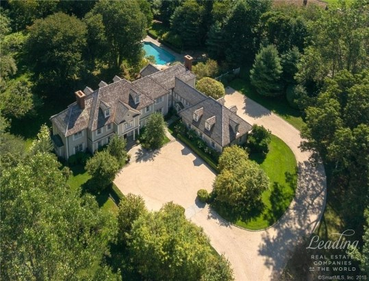 9 Father Peters Lane, New Canaan, CT - USA (photo 1)