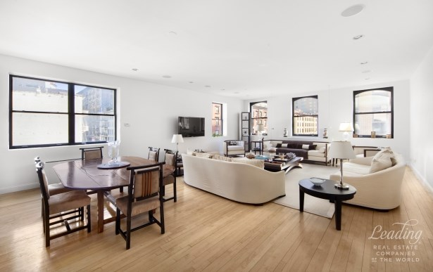 Expansive, Sun-drenched, 3br Loft 4a, New York, NY - USA (photo 1)