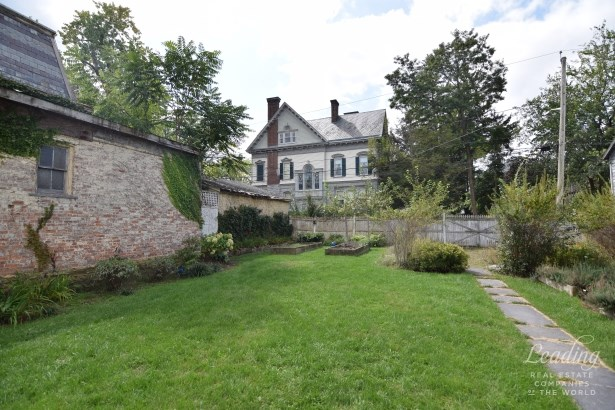 C1830 Federal On A Hudson Double Lot, Hudson, NY - USA (photo 4)