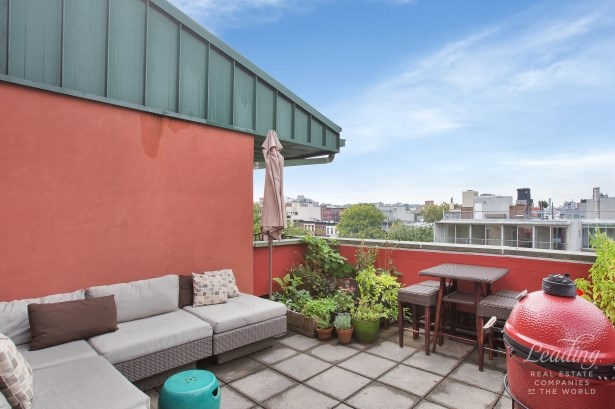 Penthouse 1br Duplex W/ Private Roofdeck Ph9, Park Slope, NY - USA (photo 5)