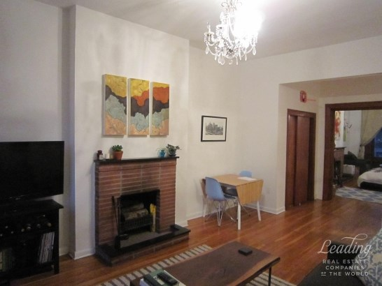 Charming One Bedroom Brownstone Floor Th 2, Brooklyn Heights, NY - USA (photo 1)