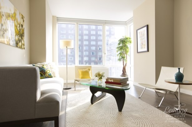 1 Bed Apt With Gorgeous Views 18b, Downtown Brooklyn, NY - USA (photo 2)