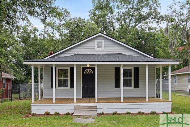 Stick Built , Bungalow - Savannah, GA