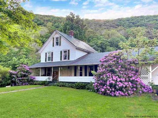 APT. COMPLEX,FARM HOUSE,TWO STORY, Multi-Family - Phoenicia, NY