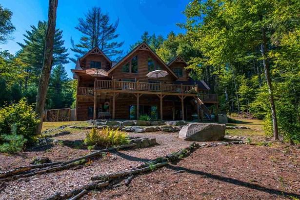 Log, Single Family - Glen Spey, NY