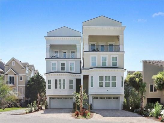 1st Elevated,4 Story +, Residential-Single Fam - Hilton Head Island, SC
