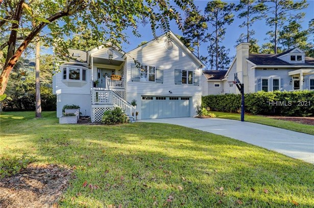 1st Elevated,One Story, Residential-Single Fam - Hilton Head Island, SC