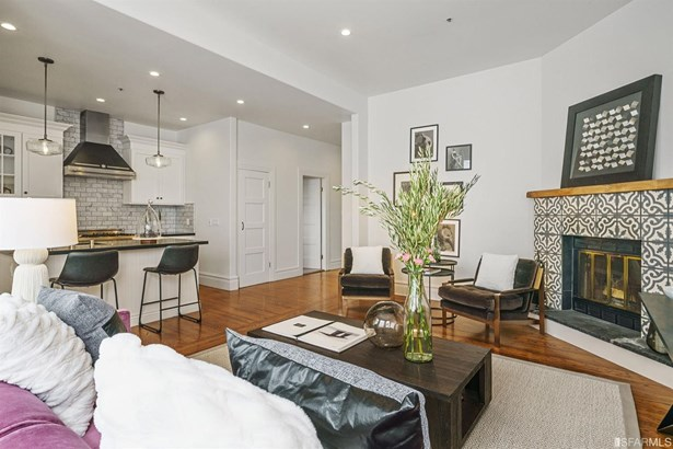 Condominium, Edwardian - San Francisco, CA