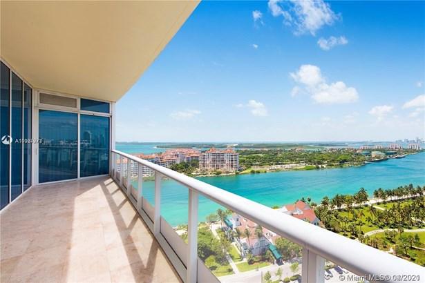 Condo/Co-op/Villa/Townhouse, Condo 5+ Stories - Miami Beach, FL