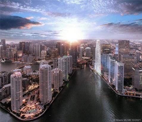 Condo/Co-op/Villa/Townhouse, Condo 5+ Stories - Miami, FL