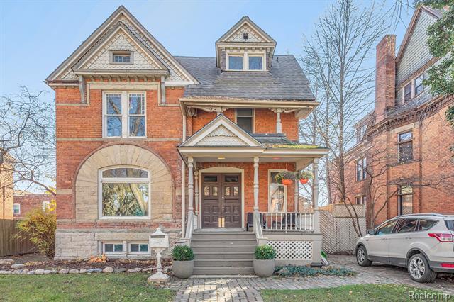Historic,Queen Anne - Detroit, MI