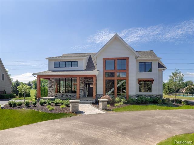 Colonial,Farmhouse - Clarkston, MI