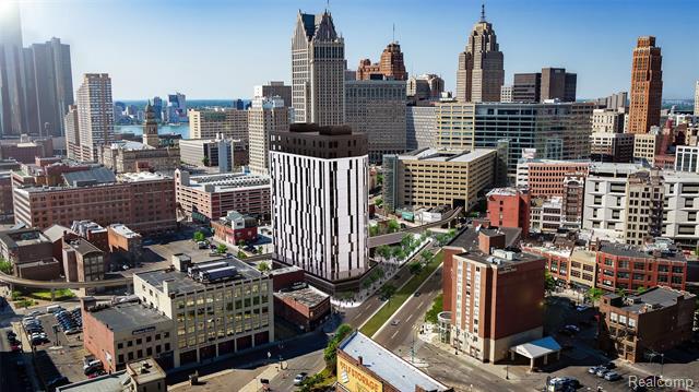 High Rise - Detroit, MI