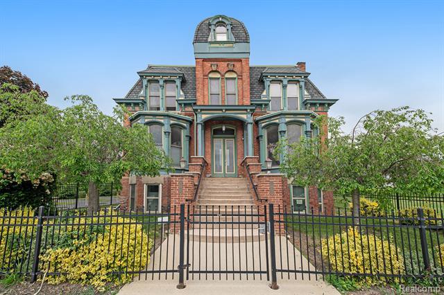 Historic,Split Level,Townhouse - Detroit, MI
