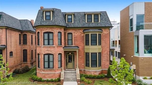 1/2 Duplex,Colonial,Historic - Detroit, MI
