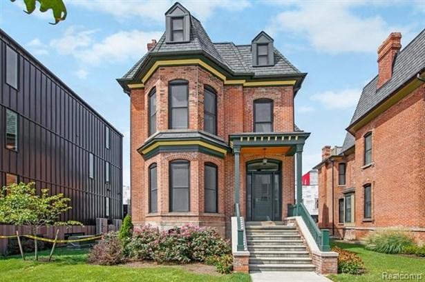 Colonial,Historic - Detroit, MI