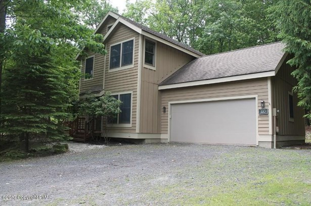 Contemporary, Detached - Tannersville, PA (photo 1)