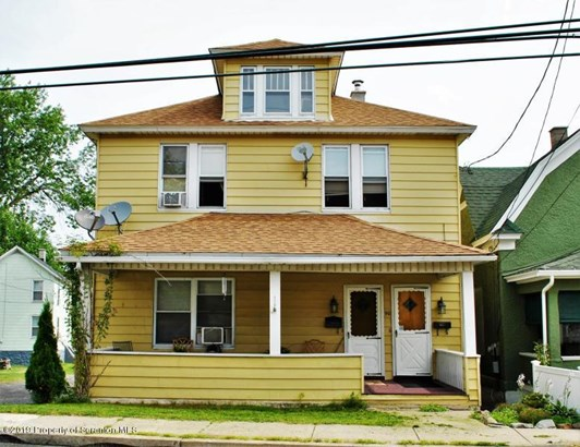 Duplex Up & Down - Carbondale, PA