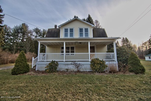 Dutch Colonial,Traditional, Detached - Covington Twp, PA (photo 1)