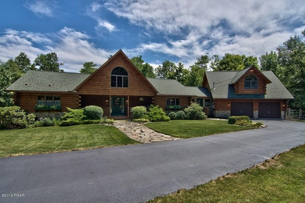 Contemporary,Log Home, Detached - Moscow, PA (photo 1)