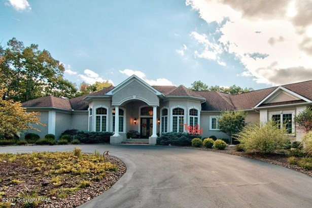 Contemporary,Ranch, Detached - Roaring Brook Twp, PA (photo 1)