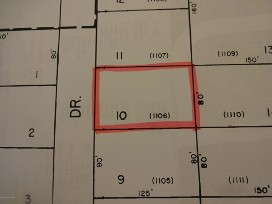 Approved Lot - Thornhurst, PA