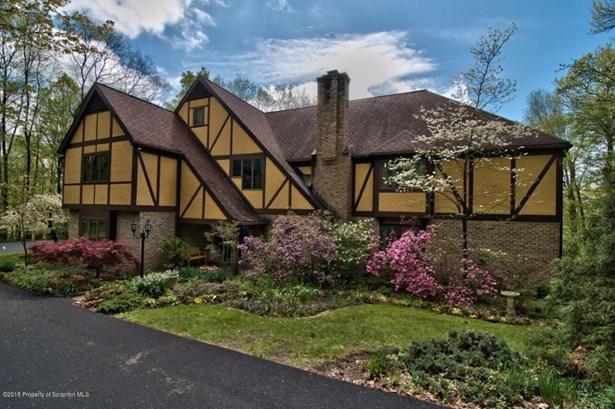 Tudor, Single Family - Clarks Summit, PA (photo 1)