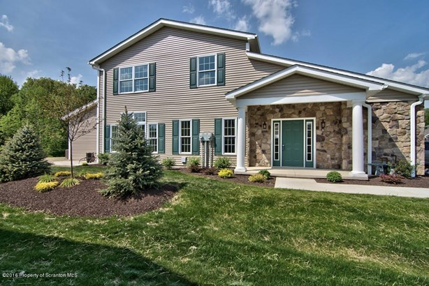 New Construction,Townhouse, Traditional - South Abington Twp, PA (photo 2)