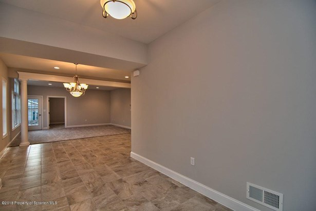 New Construction,Townhouse, Traditional - South Abington Twp, PA (photo 4)